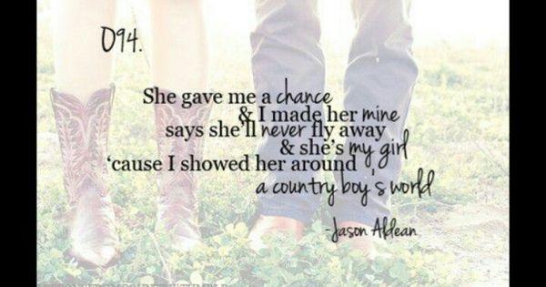 gave me away