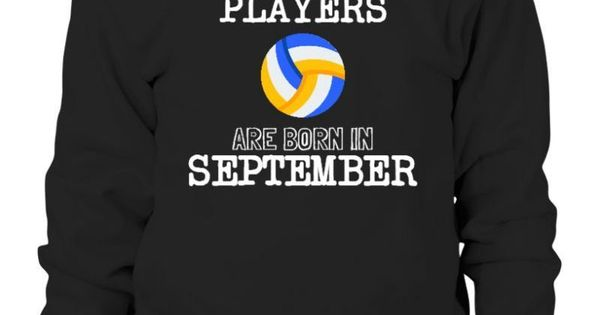 Asics volleyball t shirt best volley players born in