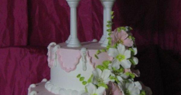 Pillar Wedding Cakes Boards Separator Plates And Pillars You May