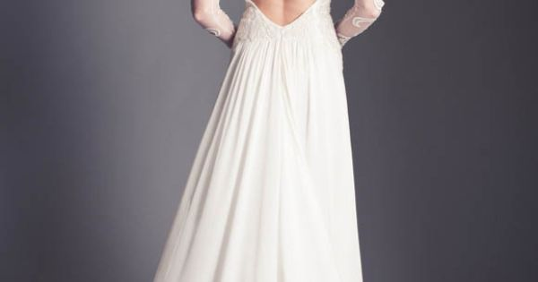 Flora Temperley London 2013 Bridal Collection.