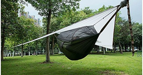 Naturehike 1 Person Hammock With Bed Net Ultralight Hanging Tent Gray Visit The Image Link More Details Hammock With Canopy Hanging Tent Hammock