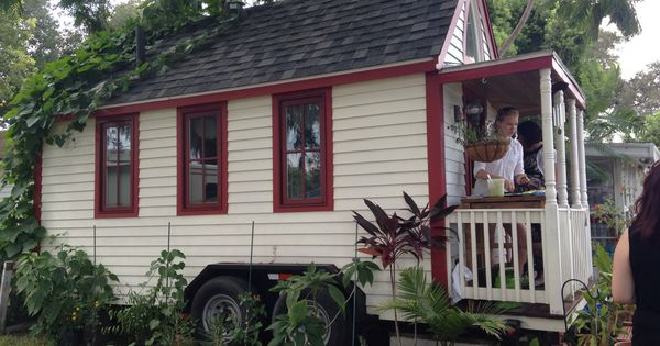 A tiny house in orlando fl the movement is growing for Minimalist living movement