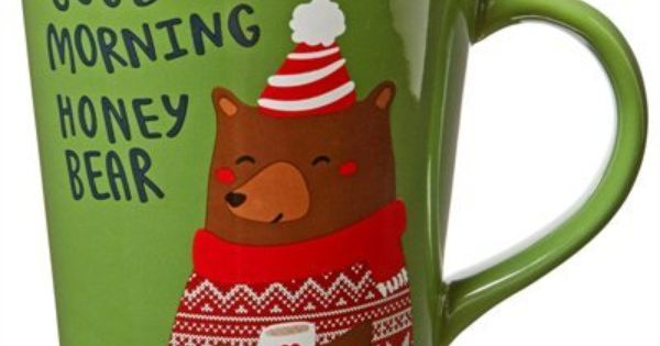 Good Morning Honey Quotes: Good Morning Honey Bear Mug @ Chapters