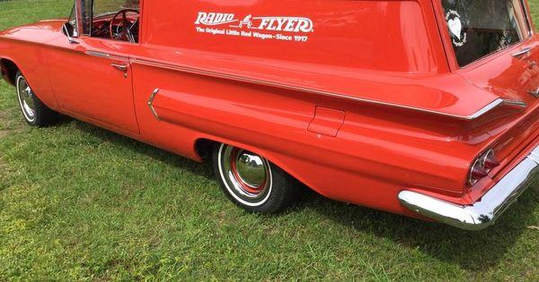 1960 Chevrolet Sedan Delivery Biscayne