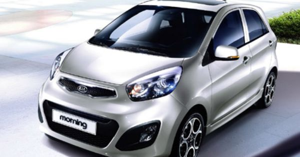Kia Morning Kia Kia Picanto Car Bike