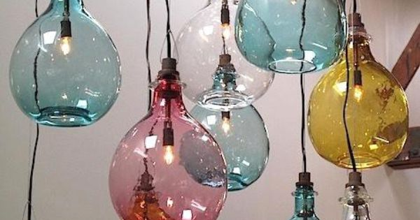 Demijohn Light Fixture Accessories Demis Bottles Jars