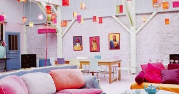 Modern living room - sweet photo