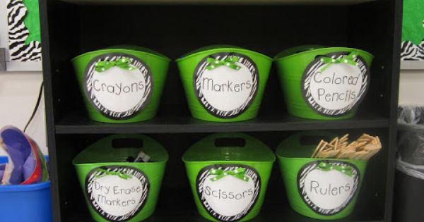 These dollar store pins are perfect for organizing your class or student