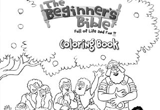 Free Bible Coloring Book With 12 Creative Pages | Bible ...