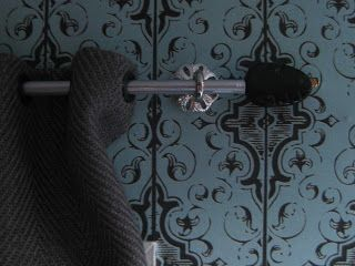 Tutorial Curtain Rods With Interchangeable Finials Curtain Rods
