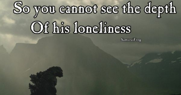 Godzilla Haiku.(always felt sorry for godzilla-so misunderstood)