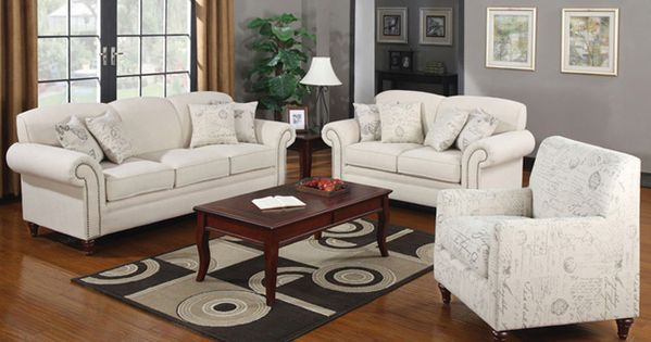 Jennifer Convertibles Sofas Sofa Beds Bedrooms Dining Rooms More Norah Cream Sofa Love