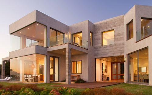 The 'Birdview Residence' located in Malibu, California, USA - Designed by Burdge