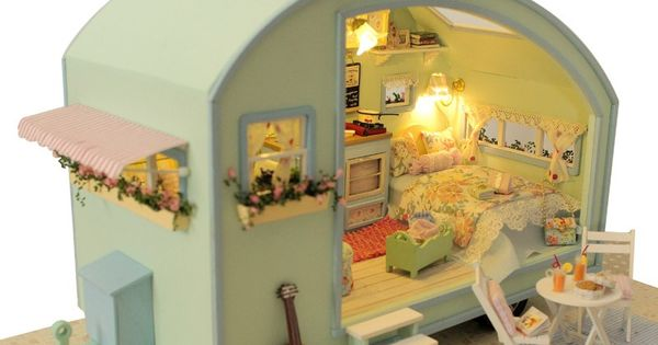 Cheap Doll Houses Buy Directly From China Suppliers Xlmodel Custom 20501 Hot Items