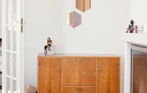 Jaren 70 interieur stijlvol styling woonblog seventies interior - Moderne entree decoratie ...