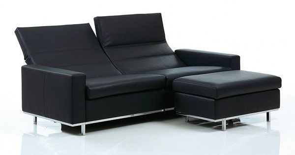 contemporary recliner sofa tomo by roland meyer br hl. Black Bedroom Furniture Sets. Home Design Ideas