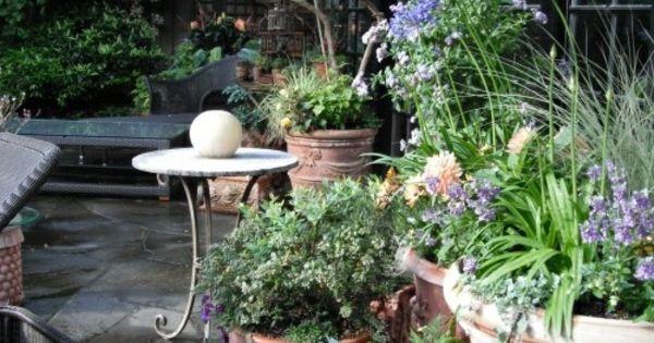 garten mittelmeer stil ton gef e pflanzen garten projekte pinterest mittelmeer pflanzen. Black Bedroom Furniture Sets. Home Design Ideas