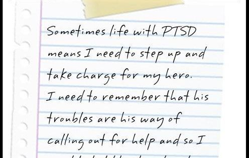 returning soldiers with ptsd how does People with ptsd may behave as though they are under attack when there is no real imminent threat.