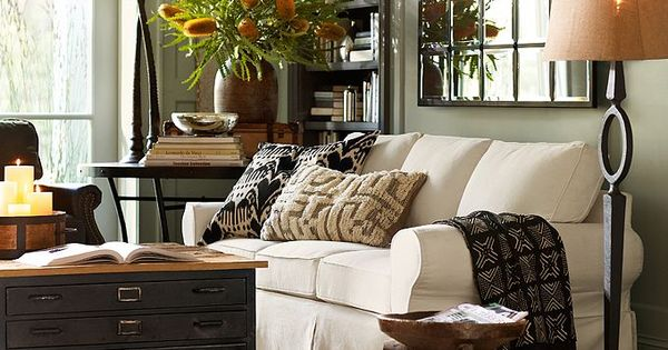 decorating small spaces small space ideas room 10 pottery barn