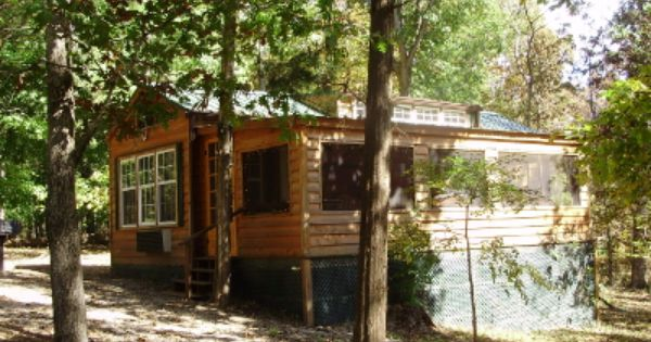 Rim Rock's Dog Wood Cabins - Southern Illinois Log Cabin ...