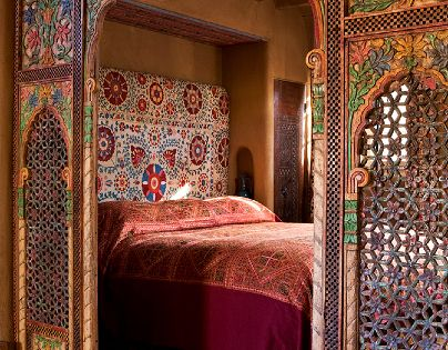 My dream hotel in Santa Fe -The inn of five graces. ♥