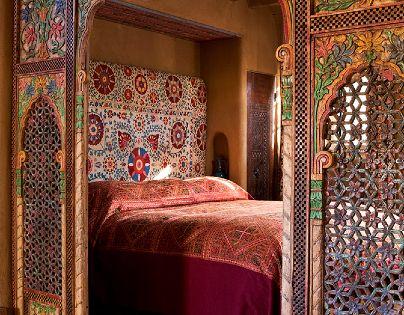 My dream hotel in Santa Fe -The inn of five graces. ♥