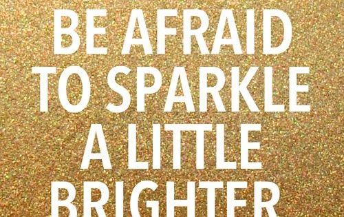 Inspire Quote! sparkle darling daretosparkle beauty love quote