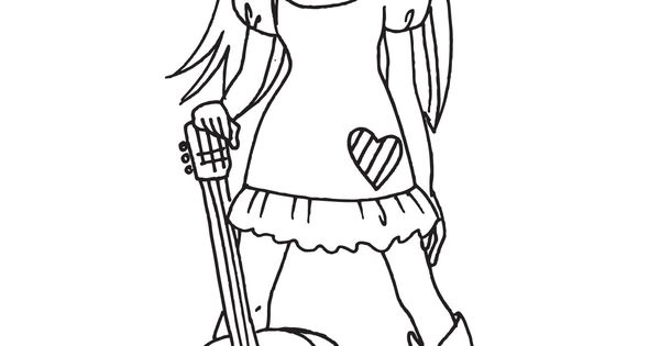 cowgirl princess coloring pages - photo#32