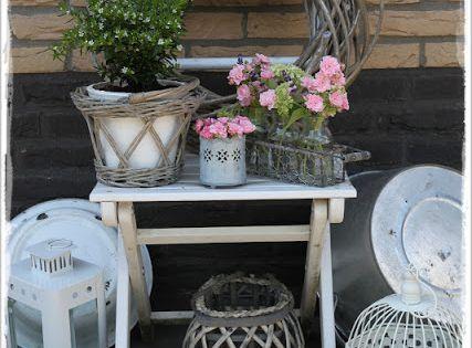 Voordeur tuin idee buiten pinterest tuin buiten en tuin idee n - Idee decoratie terras ...