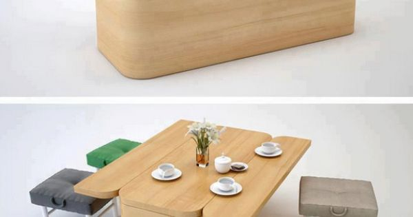 Convertible Couch Table Awesome Designs Pinterest  : 2880cd9169819f7d210d5bbfdb971ebb from www.pinterest.com size 600 x 315 jpeg 17kB