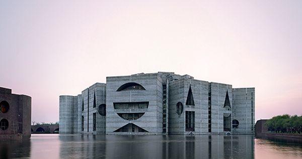 Louis kahn au design museum de londres moderne for Architecture moderne londres