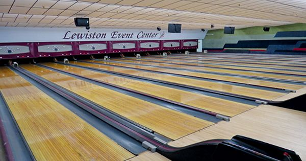 Pin By Martin Rodriguez On Bowling Alley Research Lewiston Event Center Bowling Alley