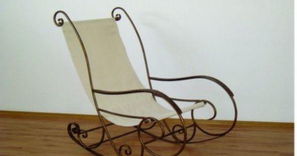 rocking chair canap s fer forge pas cher la remise fer. Black Bedroom Furniture Sets. Home Design Ideas