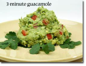 Can You Substitute Lime For Lemon In Guacamole 3 Minute Guacamole With Crudites Food And Thought Recipes Guacamole Ingredients