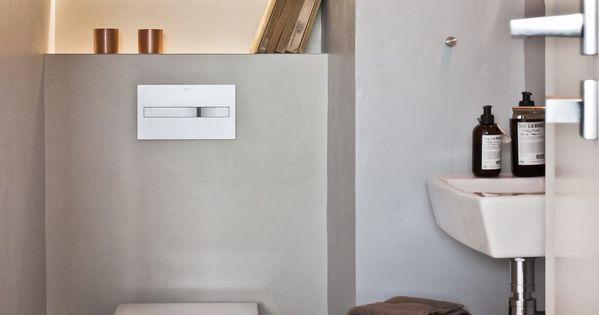 Scandinavian apartment by Agnieszka Karaś  Interior  Pinterest  화장실 ...