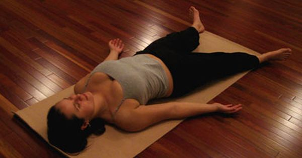 YOGA FOR HEADACHES. Another pinner said: I literally just did this and