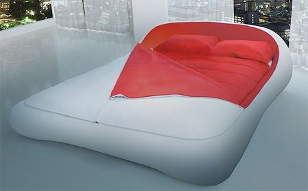 Zipper Bed Makes It Easy To Make The Bed Or Keep Your Sheets
