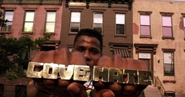 A Spike Lee Joint Do The Right Thing Radio Raheem Haz Lo Que Debas Cine Maestros