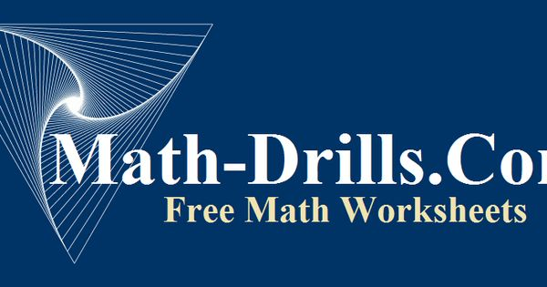 Math worksheets, Worksheets and Free math worksheets on Pinterest