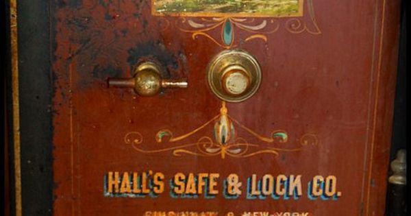 Old West Safe Antique Safe And Photos