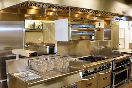 Industrial Kitchen Equipment Commercial Kitchen Consulting