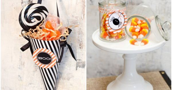 21 FREE Halloween Printables on HGTV :: The TomKat Studio