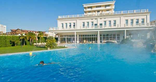 Hotel all 39 alba piscine termali spa thermae abano montegrotto hot springs thermal swimming - Abano terme piscine notturne ...
