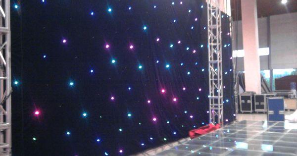 Led Curtain Smd 5050leds Fireproof Cloth Back Velvet Email Sales02 Wavestage Net Https Www Facebook Com Wavelighti Led Curtain Light Backdrop Led Lights
