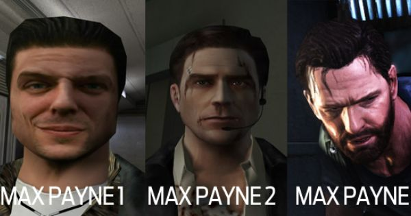 max payne 1 face model