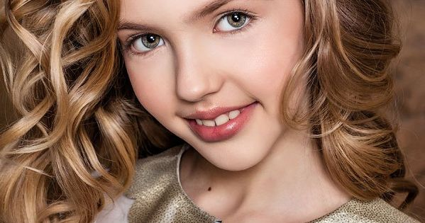 Karina Egorova Born August 13 2006 Russian Child Model