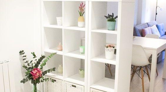 Lindas ideas para separar espacios en apartamentos for Ideas para apartamentos pequenos