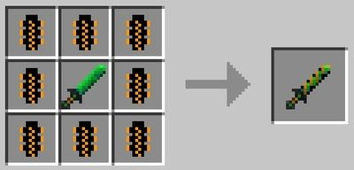 Crafting List Ores Minecraft
