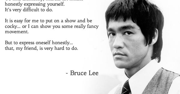 pin bruce lee quotes - photo #20