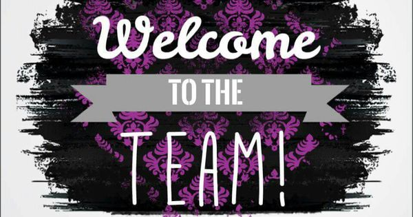 welcome to the team | | Pinterest | Fields, Mary kay and